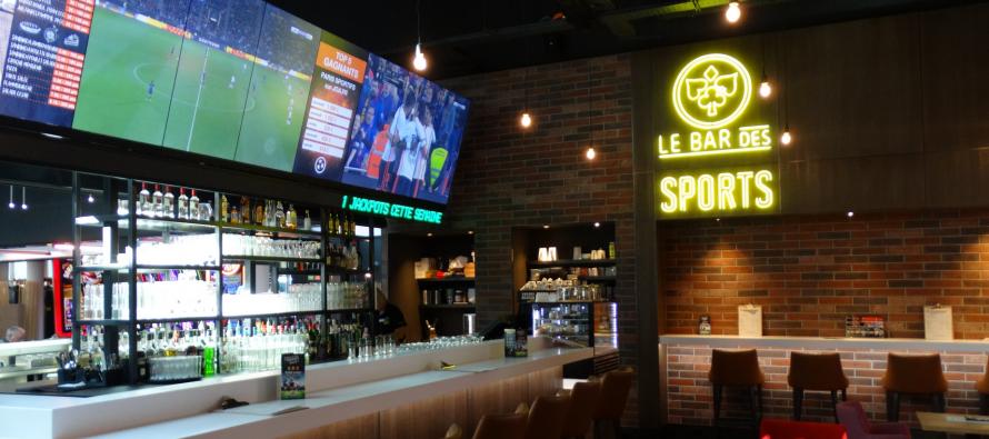 Le premier bar des sports connecté est ligérien