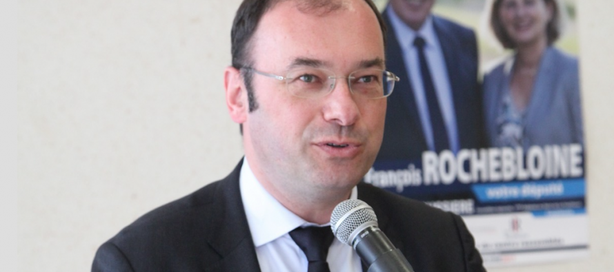 Hervé Reynaud à l'ARS.