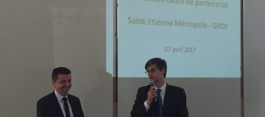 GRDF/ St Etienne Métropole : un partenariat pour réussir la transition énergétique
