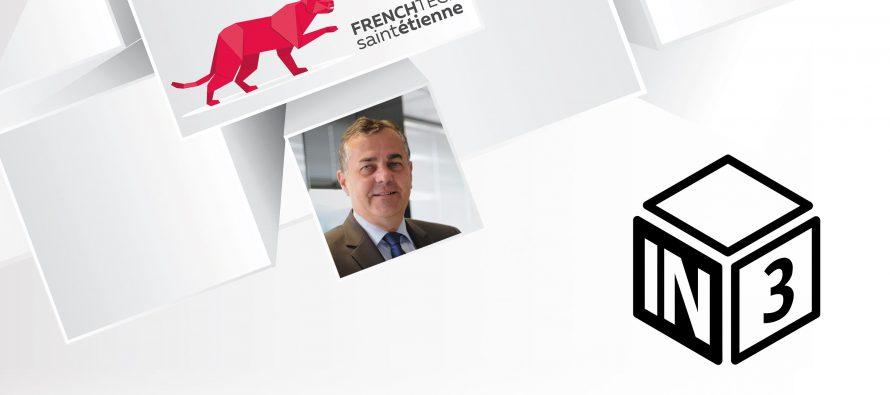 Projet in3: l'accompagnement de la french tech soutenu par la caisse d'épargne