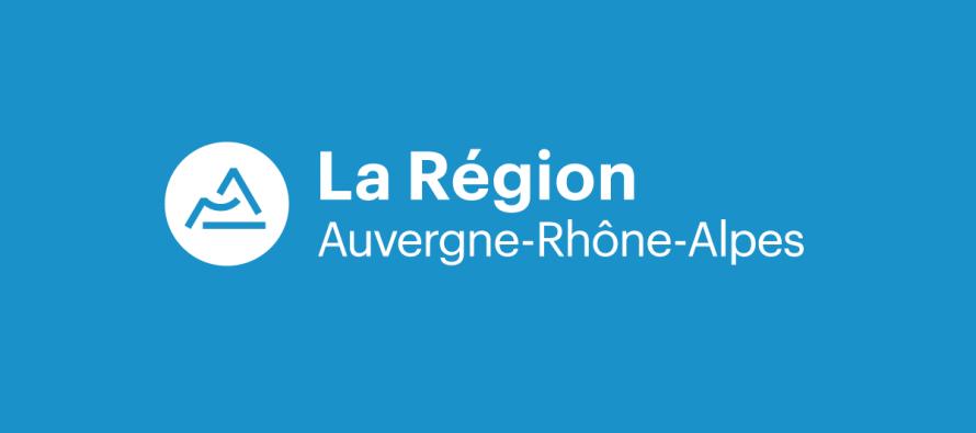 Promotion à la région Auvergne Rhône-Alpes