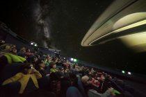 Le premier planétarium 3d en france à saint-étienne