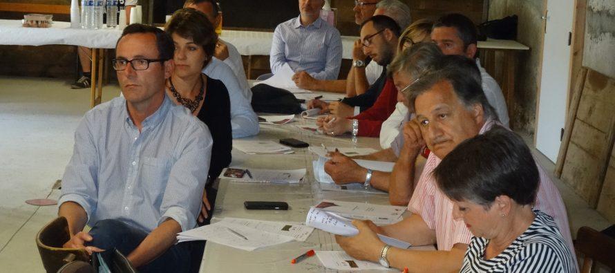 La FDSEA et les Jeunes agriculteurs à la rencontre des candidats