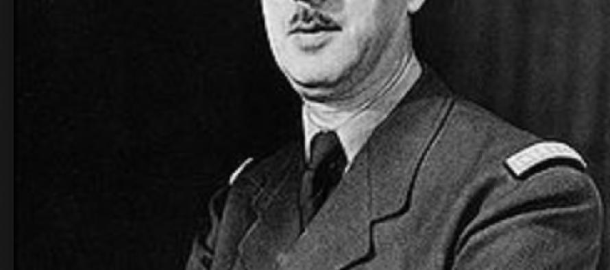 De Gaulle à l'honneur à l'hôtel de ville de St-Etienne