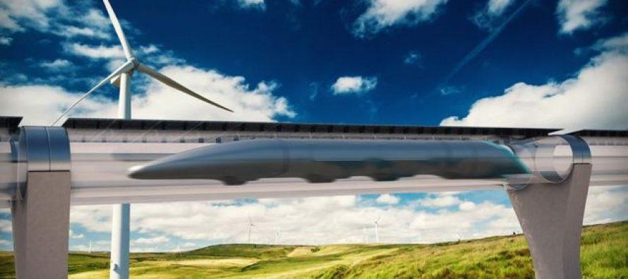 Hyperloop = véhicule révolutionnaire