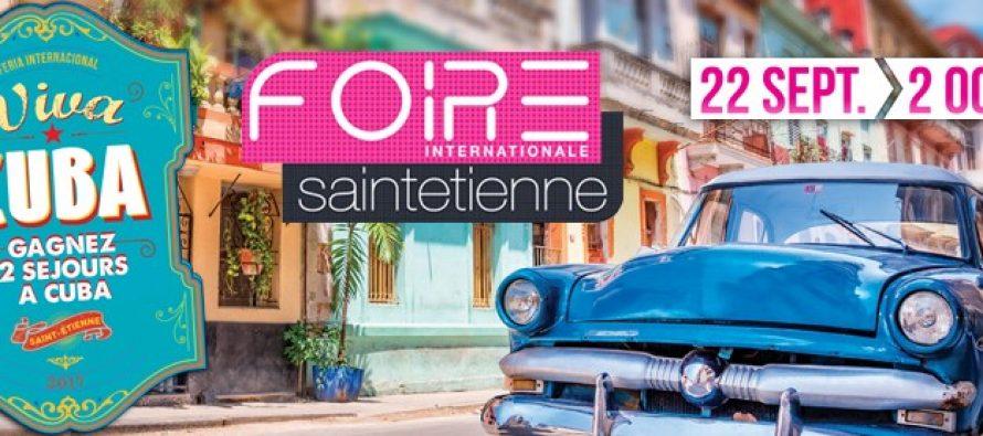 Foire St-Etienne et bientôt Roanne
