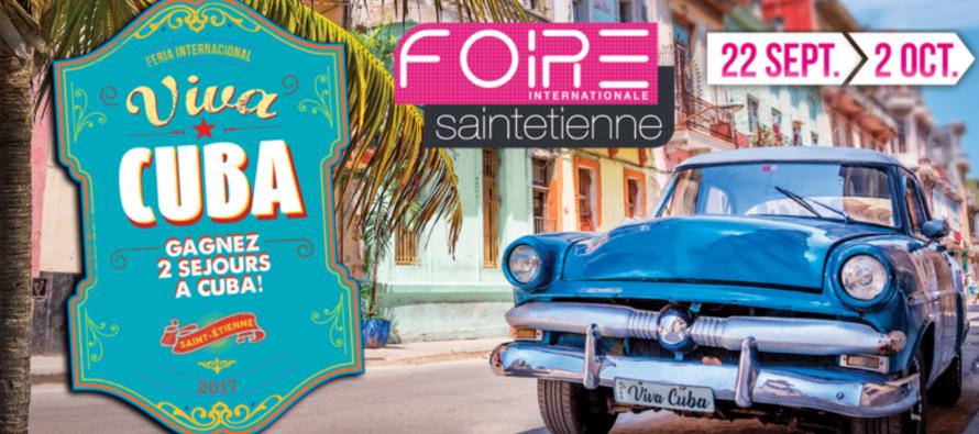 Cuba à la Foire…où l'inverse…
