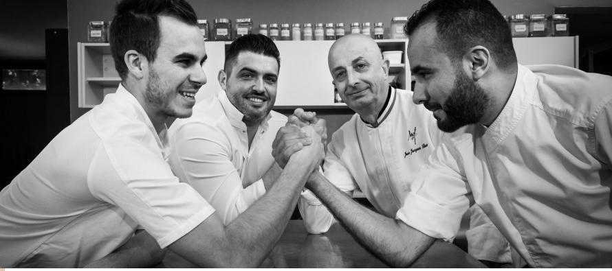 Coupe du monde de pâtisserie : 3 ligériens en course