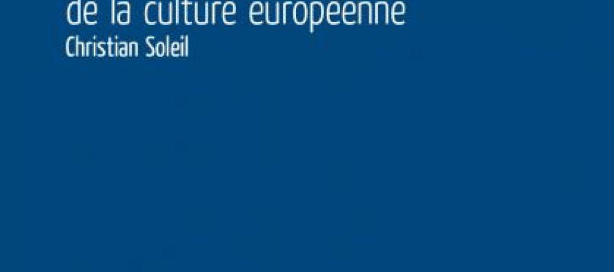 L'europe des créateurs : livre de C Soleil
