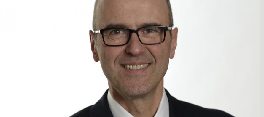 Stéphane Caminati président du directoire de la Caisse d'épargne Loire Drôme Ardèche