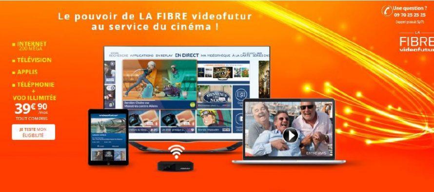 Vitis lance la Fibre vidéofutur dans la Loire