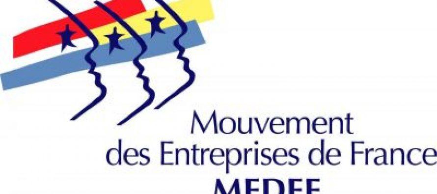 MEDEF : Semaine école entreprise du 20 au 24 novembre 2017