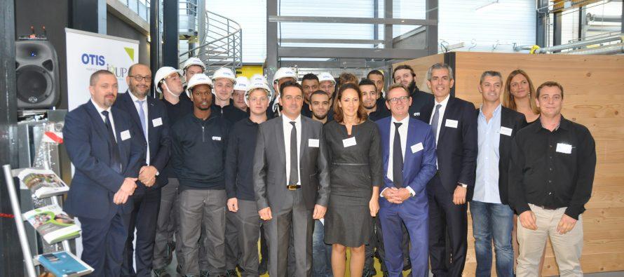 OTIS, le n°1 de l'ascenseur en France confirme son partenariat historique avec l'IRUP