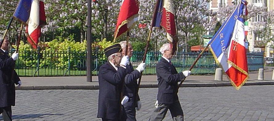 Centenaire des anciens combattants