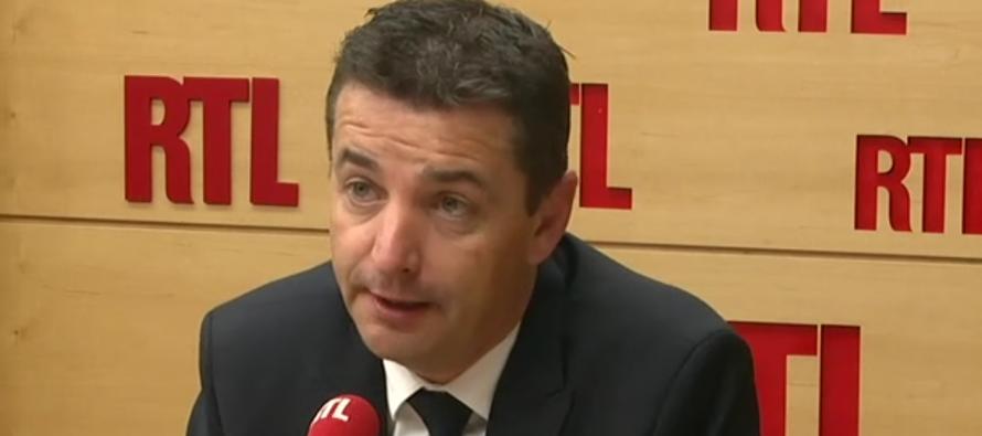 Gaël Perdriau sur RTL.