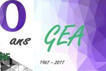 Les 50 ans du département GEA de l'IUT Saint-Etienne s'organisent!»
