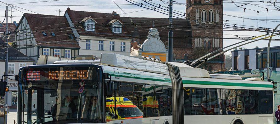 Qualité de l'air et trolleybus Stéphanois