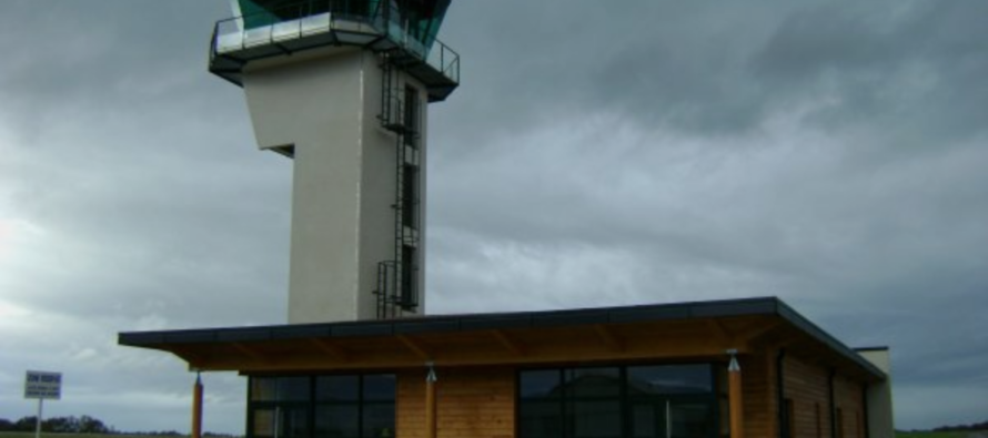 Aéroport de Roanne.