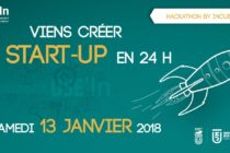 Hackathon by incubateur Use'In « Viens créer ta start'up en 24h ! »