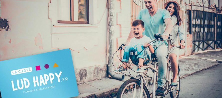 Lud Happy PROMEUT LE LOISIR LOCAL POUR LES SORTIES EN FAMILLE