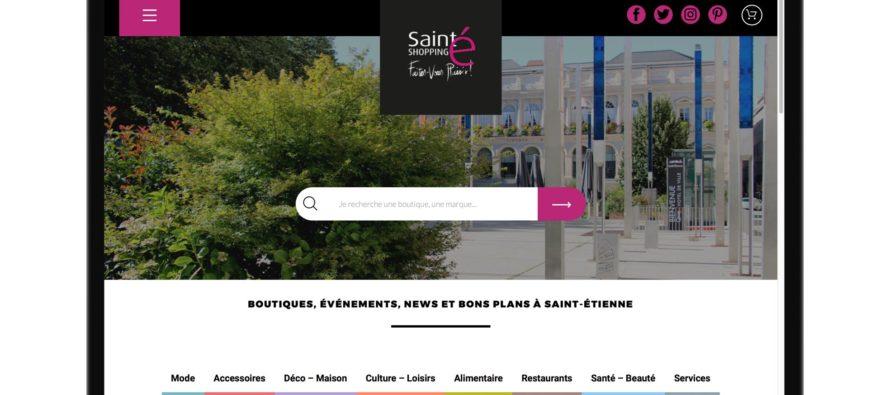 Sainté Centre-Ville MISE SUR SON SITE INTERNET