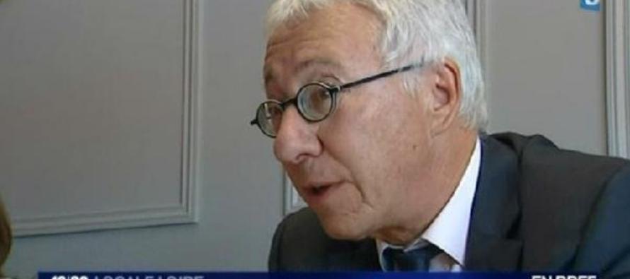 Des news de Michel Thiollière.