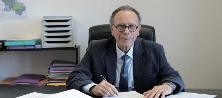 Christian Sapy, le nouveau maire veauchois veut plus de proximité