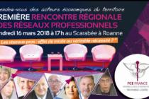 16 mars: la soirée des réseaux au Scarabée à Riorges