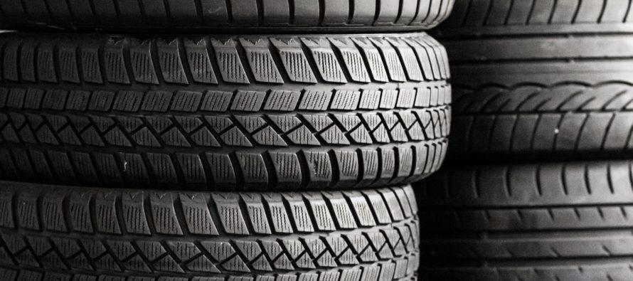 Des pneus qui polluent.