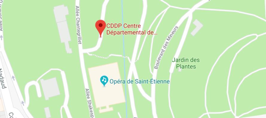 Le Département regroupe des services.