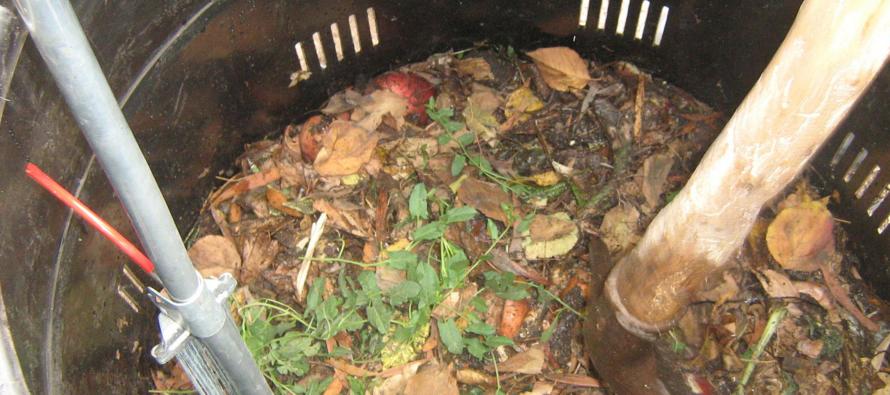 Opération compost.