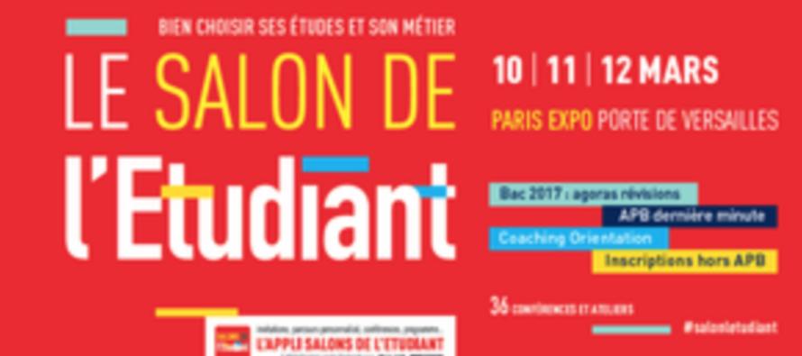 Attractivité scolaire : St-Etienne au salon de l'étudiant Parisien