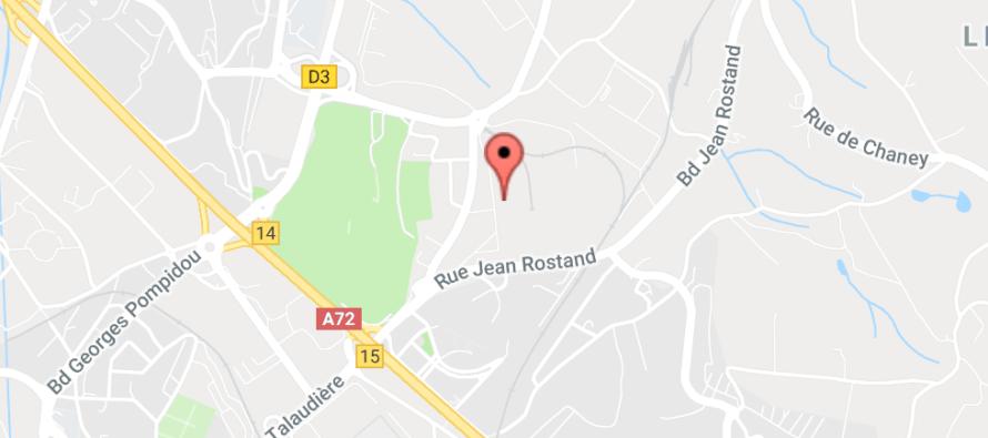 Nouvelles zones à Métropole.