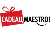 Cadeau Maestro lance Cadeau Maestro Pro