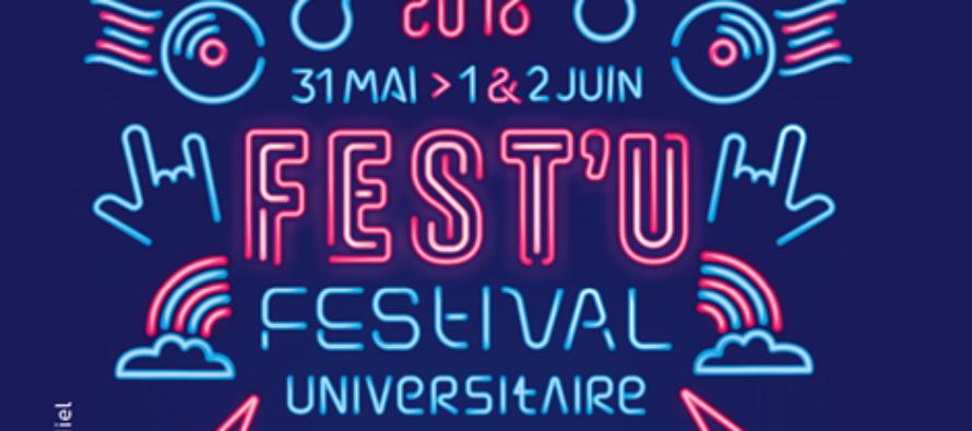 Fest'U de l'Université Jean Monnet : nos étudiants ont du talent ! 31 mai, 1er et 2 juin 2018