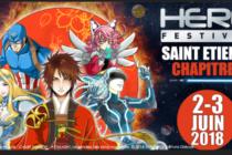 2 & 3 juin: HEROFESTIVAL à Saint-Etienne