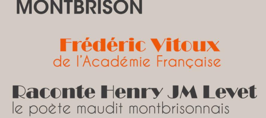 Frédéric Vitoux à Montbrison