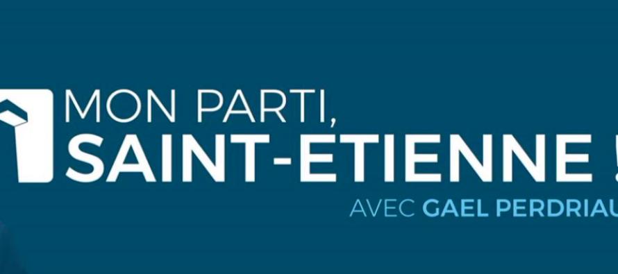 Mon parti Saint-Etienne.