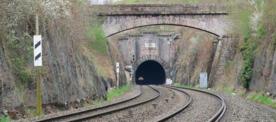 Exercices ferroviaire à Saint-Martin-d'Estréaux