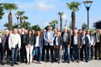 Transition énergétique/bois-construction: les élus montent au SIEL