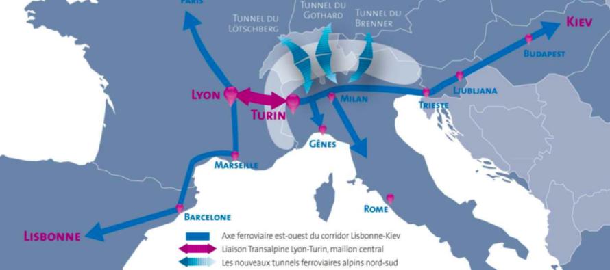 Les élus et la Transalpine