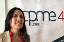 Nouvelle Secrétaire Générale de la CPME Loire