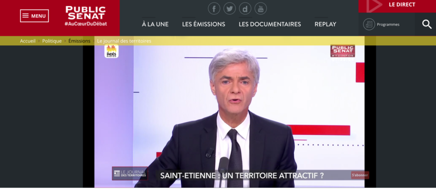 TL7 : Le territoire stéphanois serait-il devenu plus attractif ? sur Public Sénat.