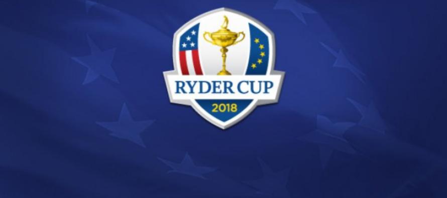 Ryder cup à Sainté!