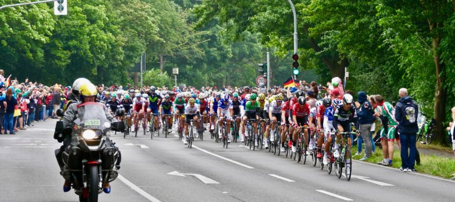 Cyclisme : Pélussin, St-Etienne, Roanne
