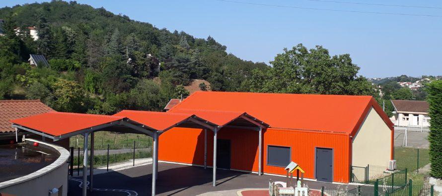 Génilac :  étude d'aménagement du bourg