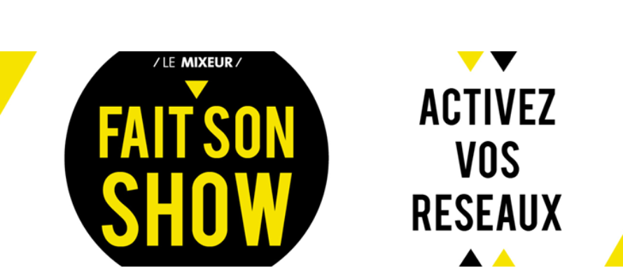 Jeudi 15 novembre: le mixeur fait son show