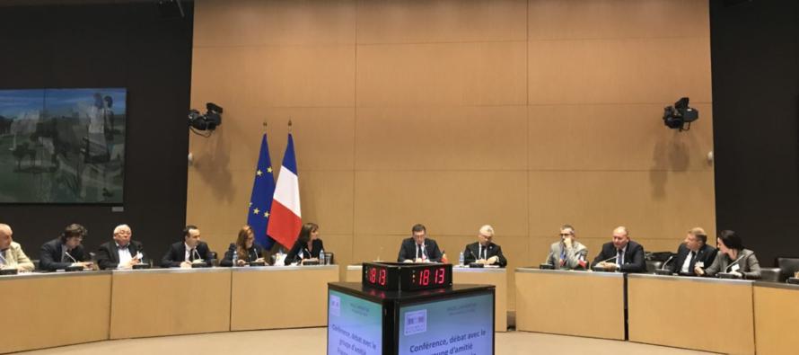 Diplomatie France Moldavie, JM MIS