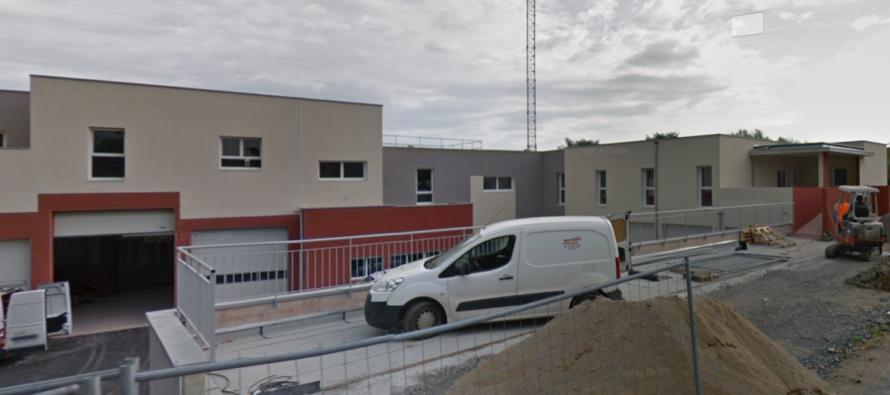 Une nouvelle caserne pour les pompiers d'Andrézieux-Bouthéon.