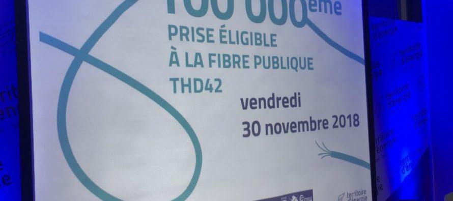 La fibre Loire en chiffres.